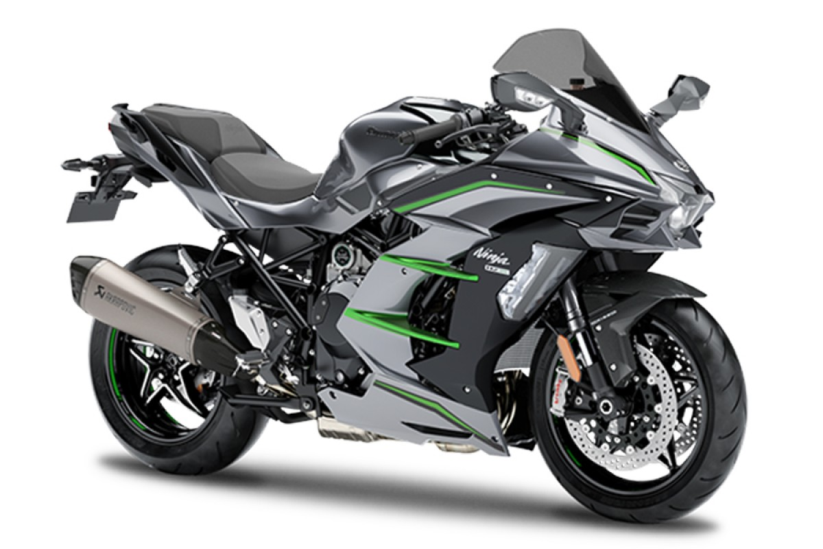Kawasaki Ninja H2 SX SE+ Performance