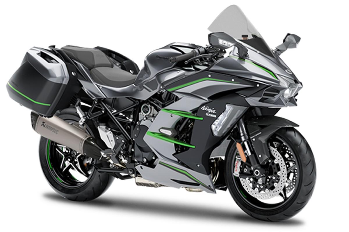 Kawasaki Ninja H2 SX SE+ Performance Tourer