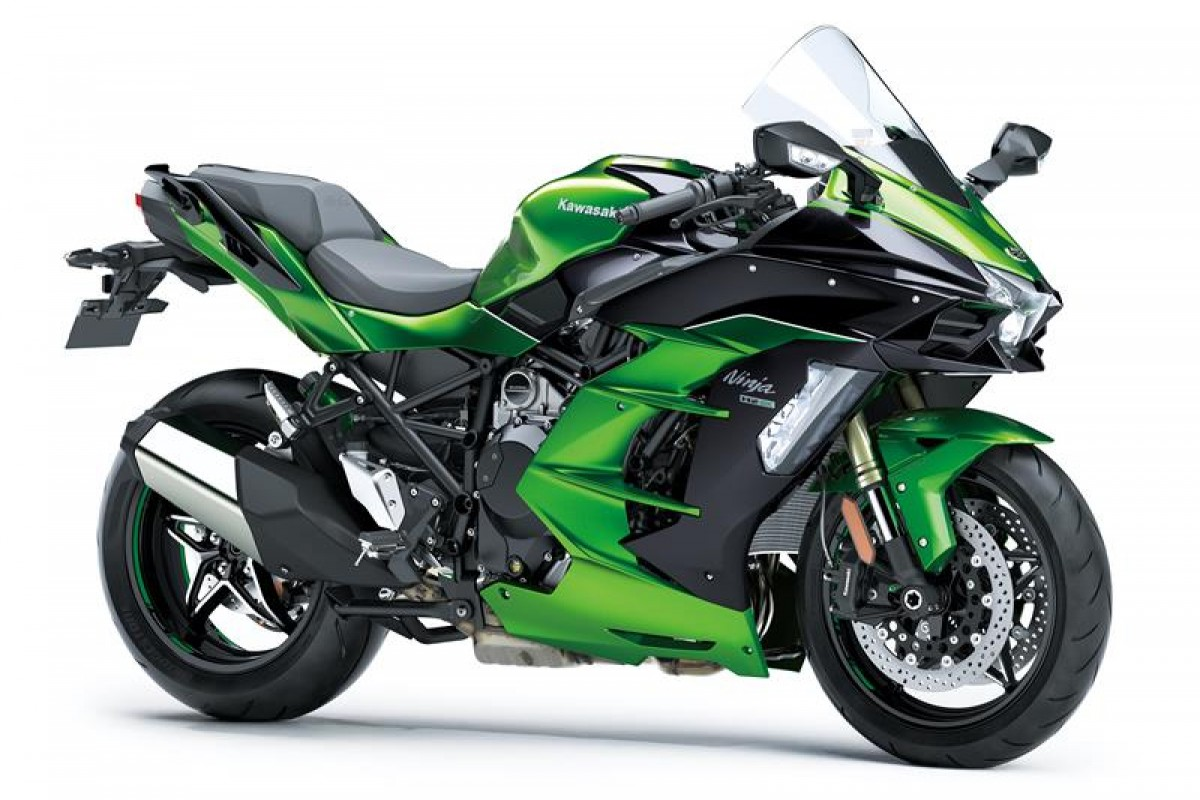Best Offer Kawasaki Ninja H2 SX SE