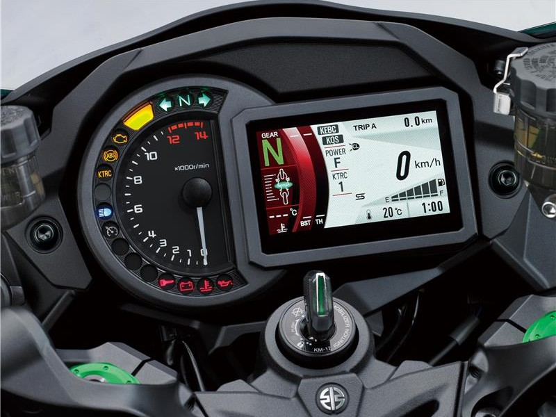 Kawasaki Ninja H2 SX SE TOURER 2020