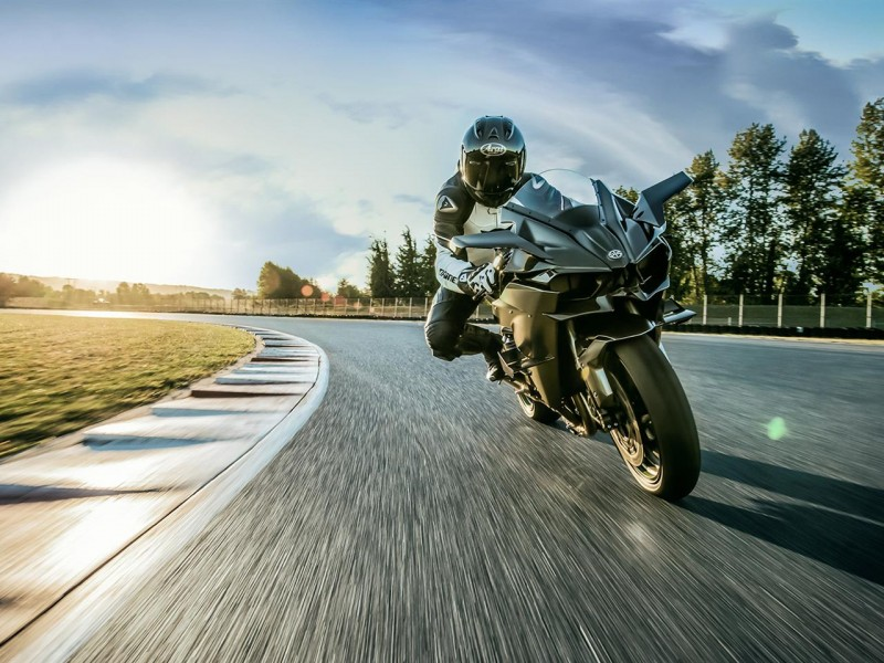 Kawasaki Ninja H2R  MY16 2016