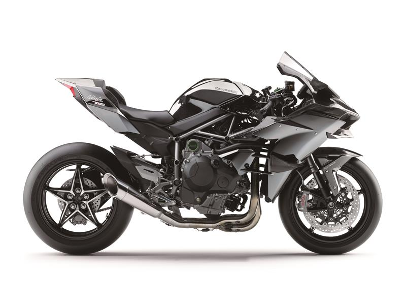 New Matt Spark BlackKawasaki Ninja H2R  MY16