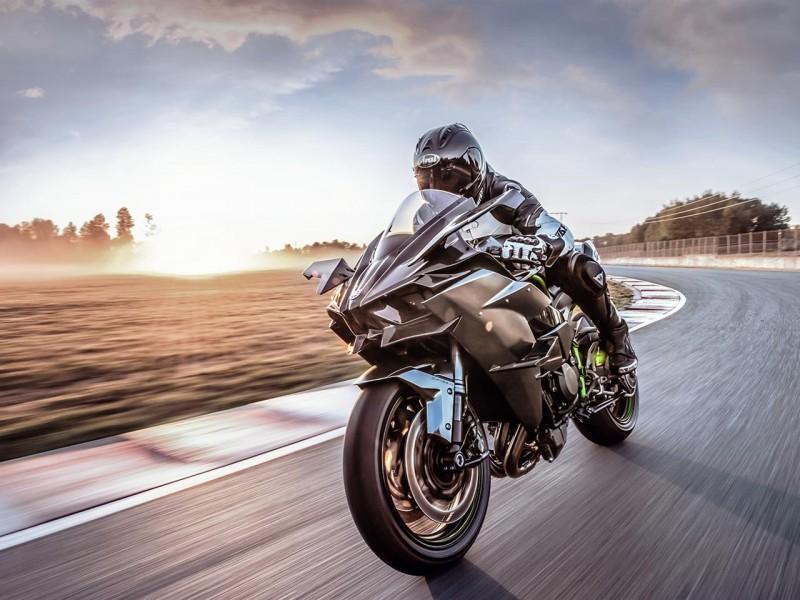 Kawasaki Ninja H2R 2020