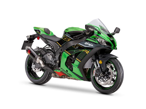 Performance edition Ninja ZX-10R KRT