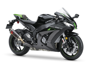 Metallic Flat Spark Black Performance edition extra £700 Ninja ZX-10R SE