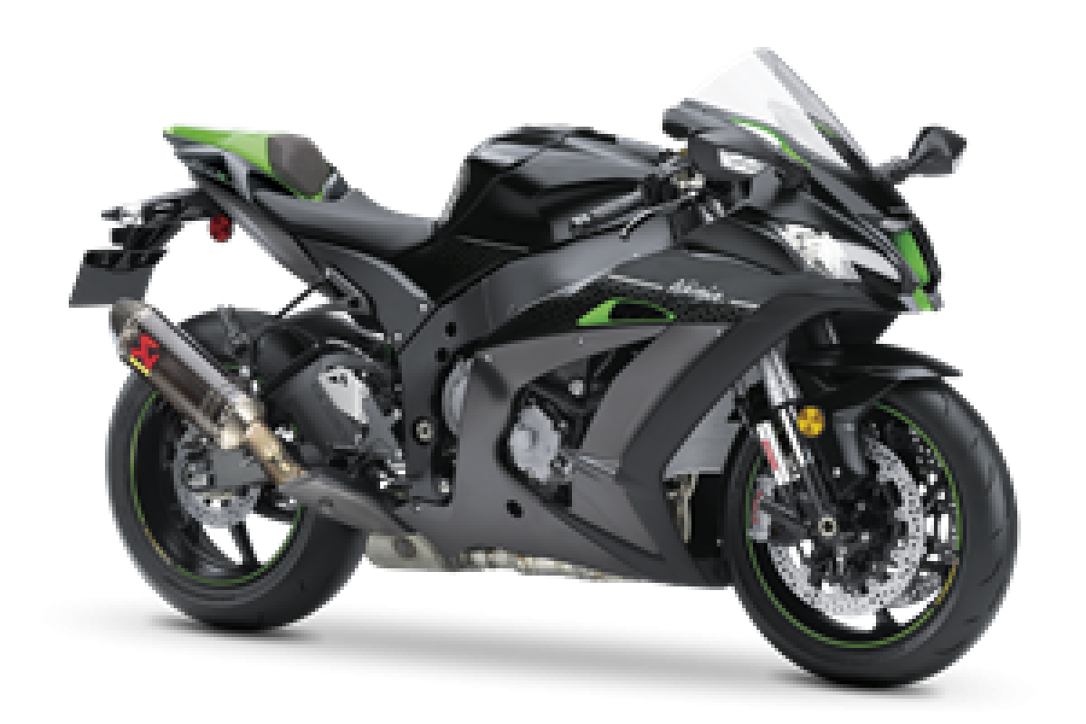 Metallic Flat Spark Black performance edition extra £800 Ninja ZX-10R SE .