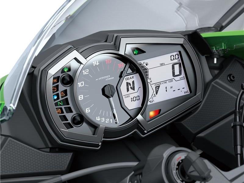 Kawasaki Ninja ZX-6R 636 KRT 2019