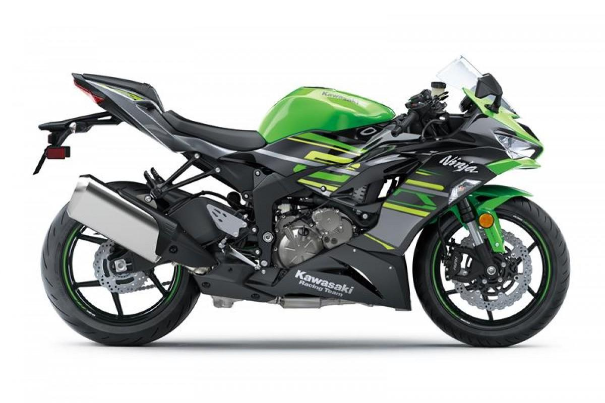 Best Offer Kawasaki Ninja ZX-6R 636 KRT