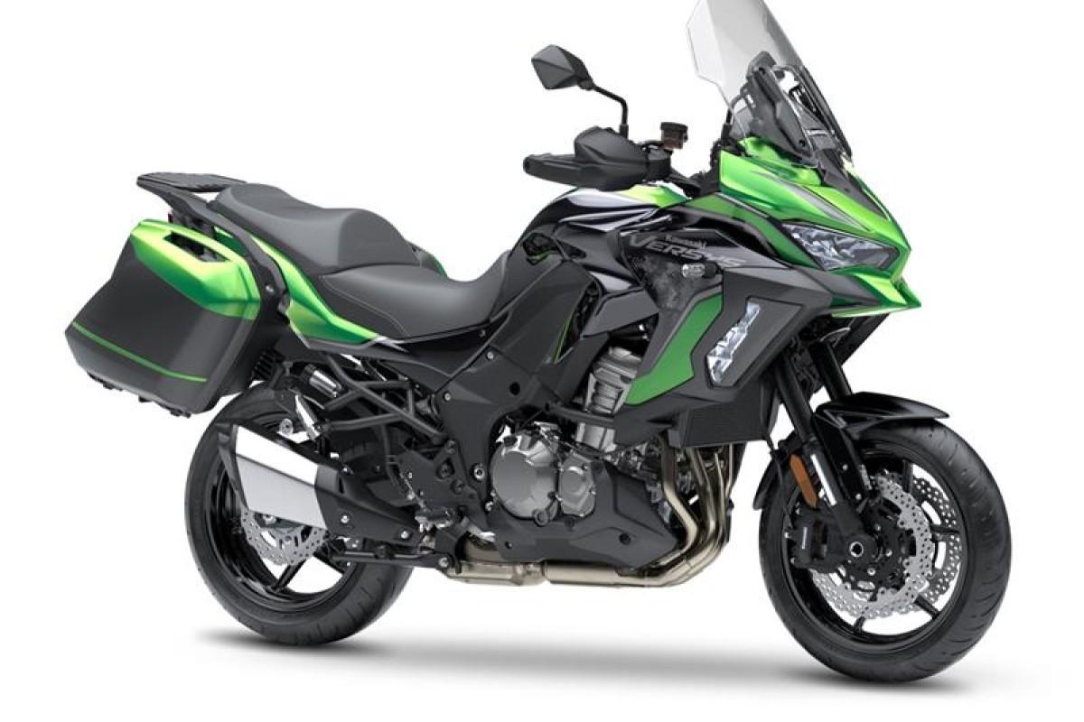 Kawasaki Versys 1000 S Tourer