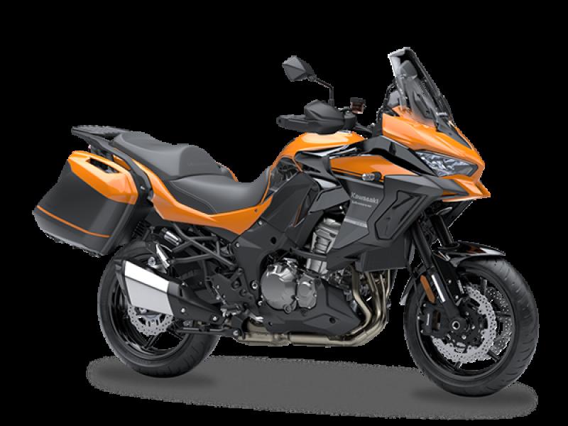 Kawasaki Versys 1000 Tourer 2019