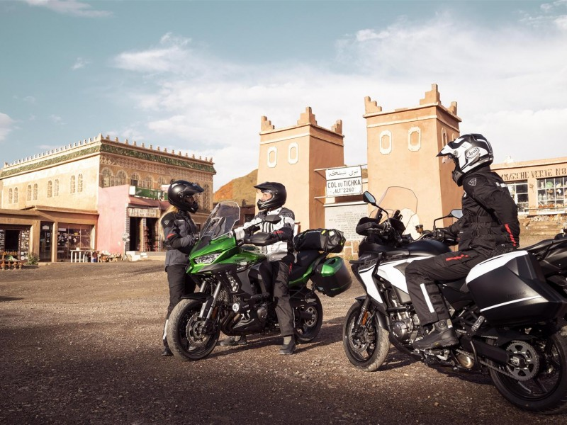 Kawasaki Versys 1000 Grand Tourer 2019