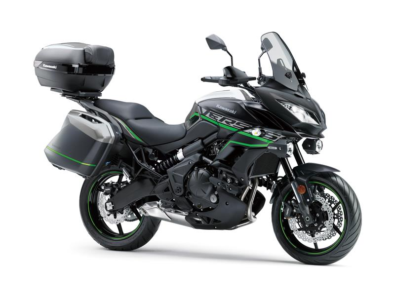 New Versys 650 Grand TourerKawasaki Versys 650