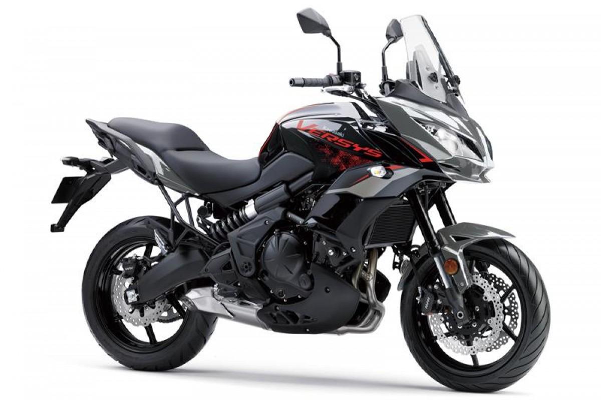 Kawasaki Versys 650 KLE650FMFNN GY1