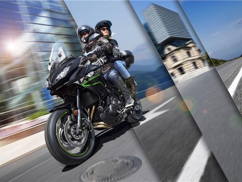 Kawasaki Versys 650 KLE650FMFNN GY1 2021