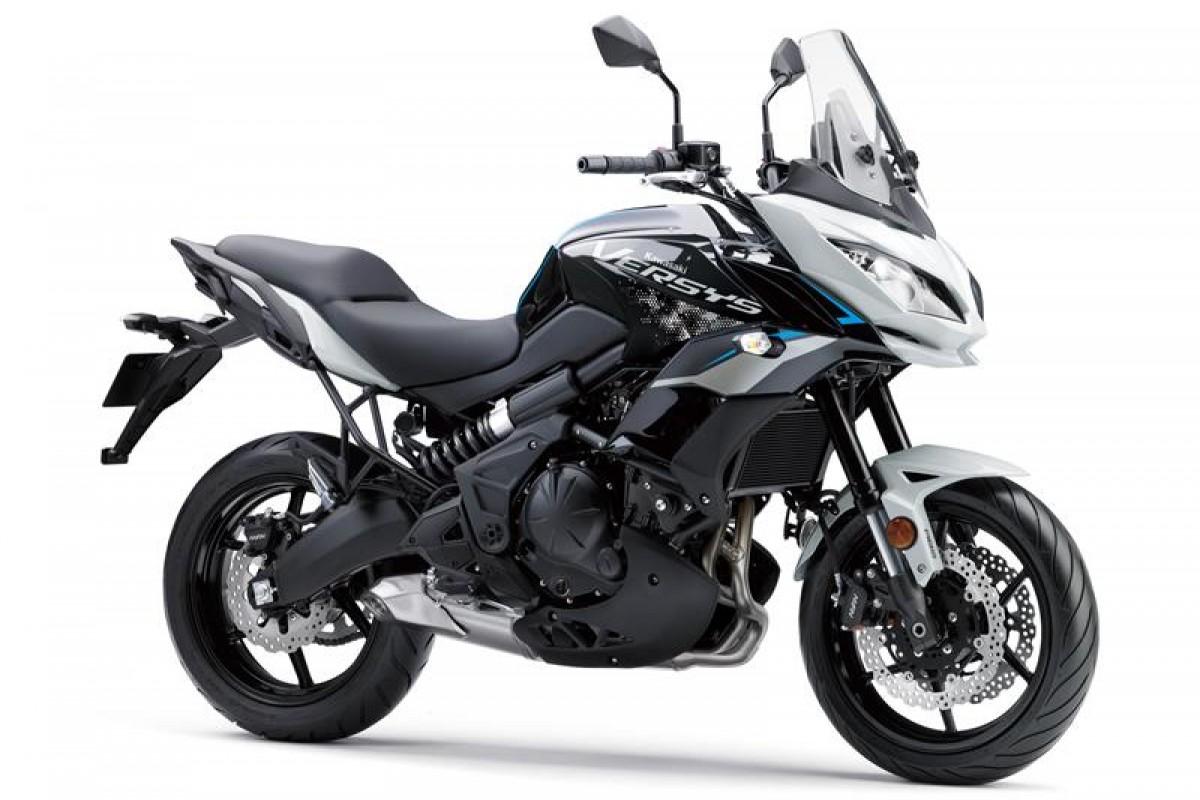 Kawasaki Versys 650 KLE650FMFNN WT1