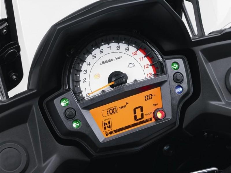 Kawasaki Versys 650 Grand Tourer 2019