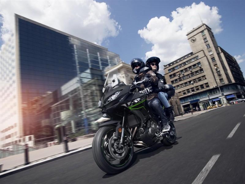 Kawasaki Versys 650 Tourer 2019