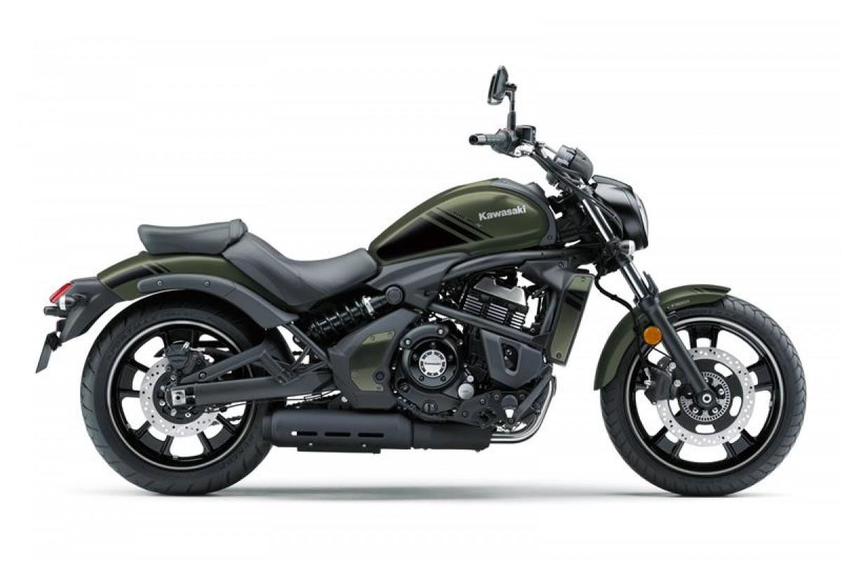 Best Offer Kawasaki Vulcan S