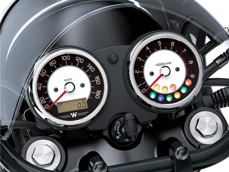 Kawasaki W800 Cafe EJ800CLF 2020
