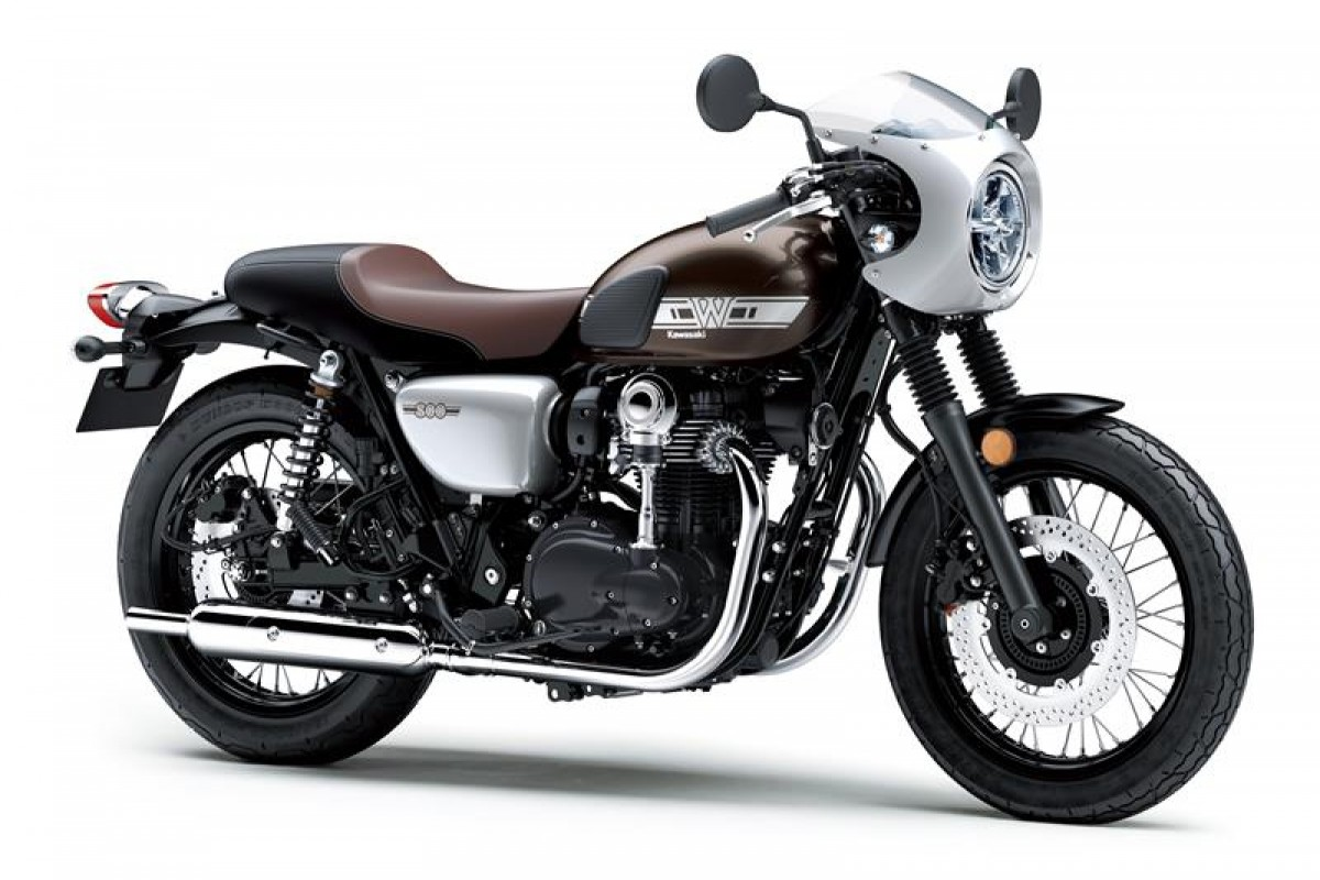 Best Offer Kawasaki W800 cafe racer  EJ800CKF