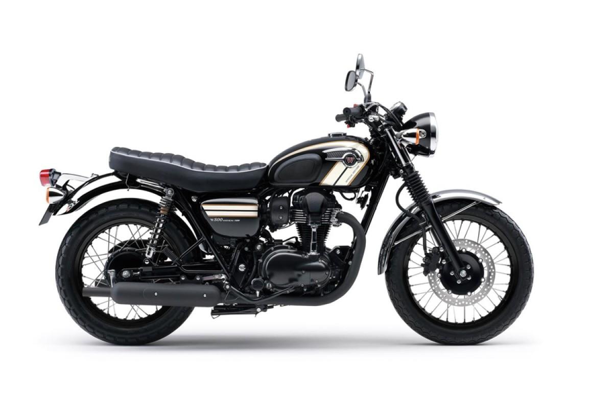 Kawasaki W800 Special Edition