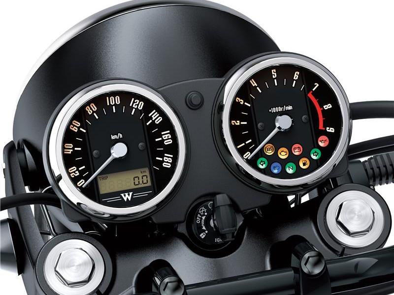 Kawasaki W800 Street EJ800BKF 2020