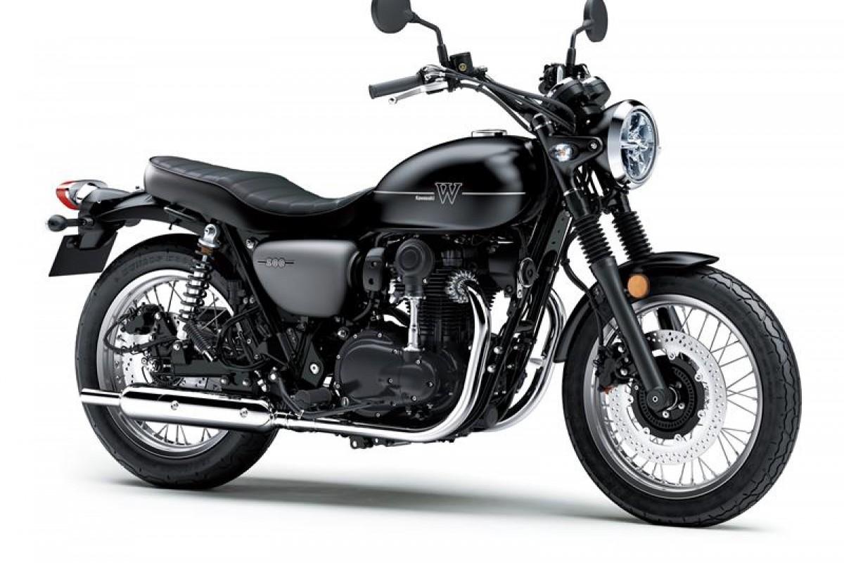 Best Offer Kawasaki W800 Street EJ800BKF