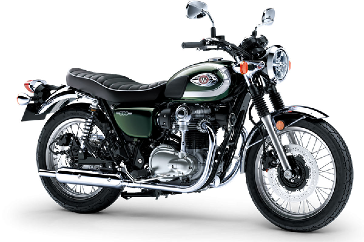 Metallic Dark Green W800 EJ800DLF