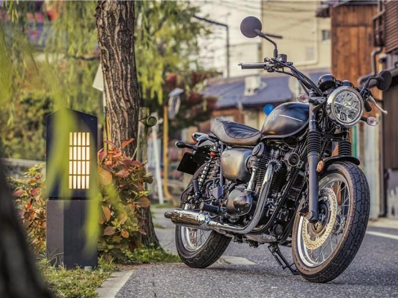 Kawasaki W800 Street  EJ800BKF 2019