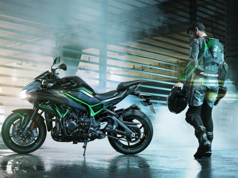 Kawasaki Z H2 ZR1000KMFAN GN1 2021