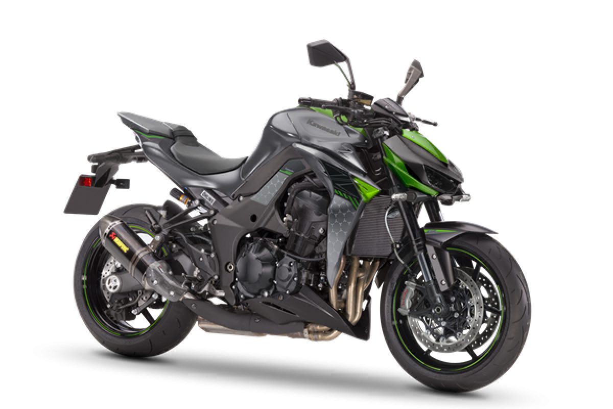 Performance edition Z1000 R edition