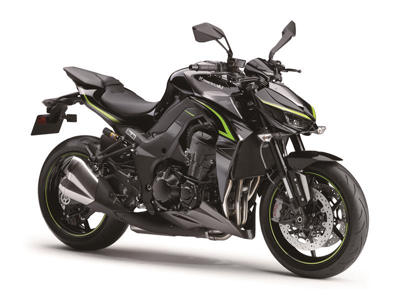 Metallic Spark Black / Metallic Graphite Gray Z1000R