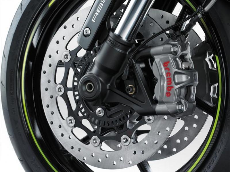 Kawasaki Z1000R 2017