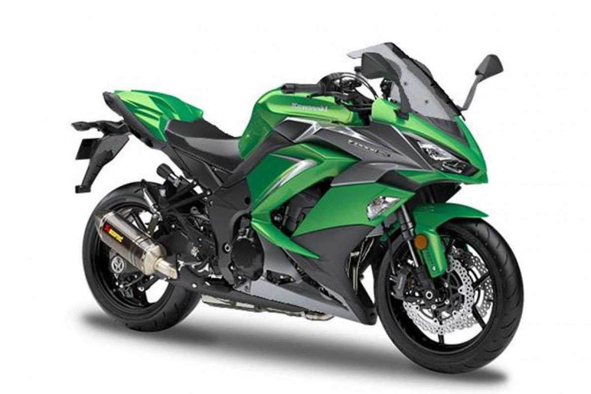 Kawasaki Z1000SX Performance edition