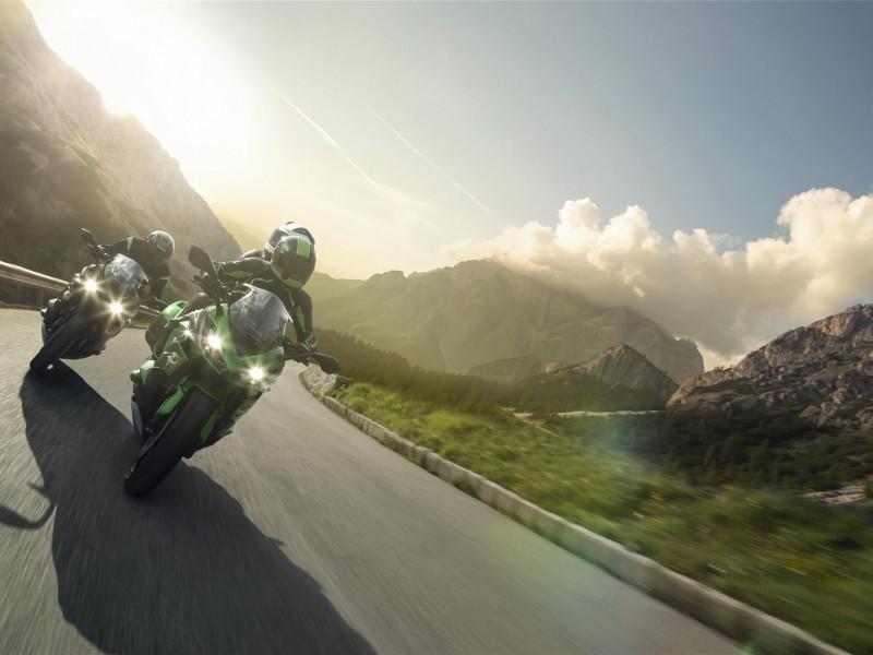 Kawasaki Z1000SX Performance Tourer 2019