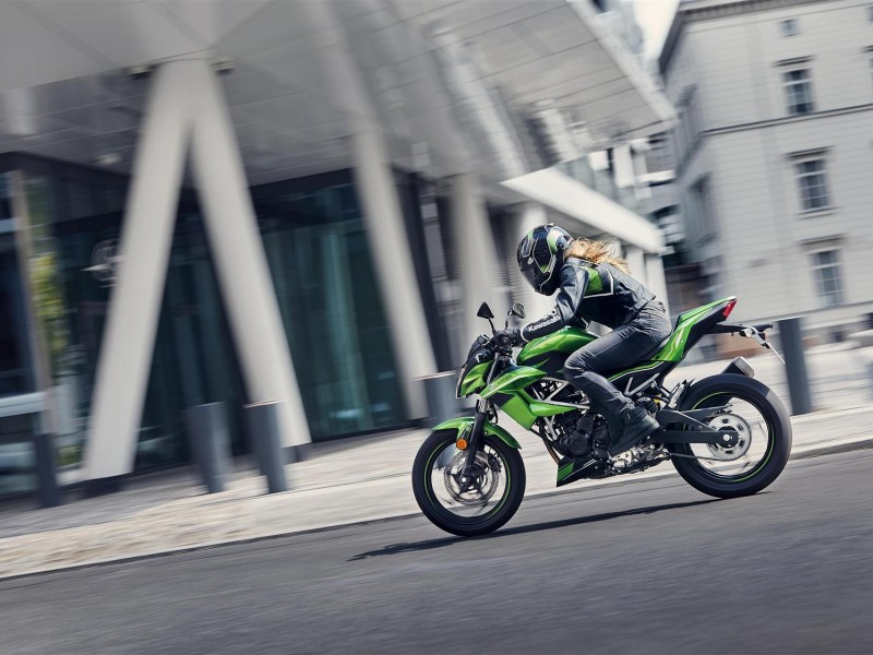 Kawasaki Z125 2019