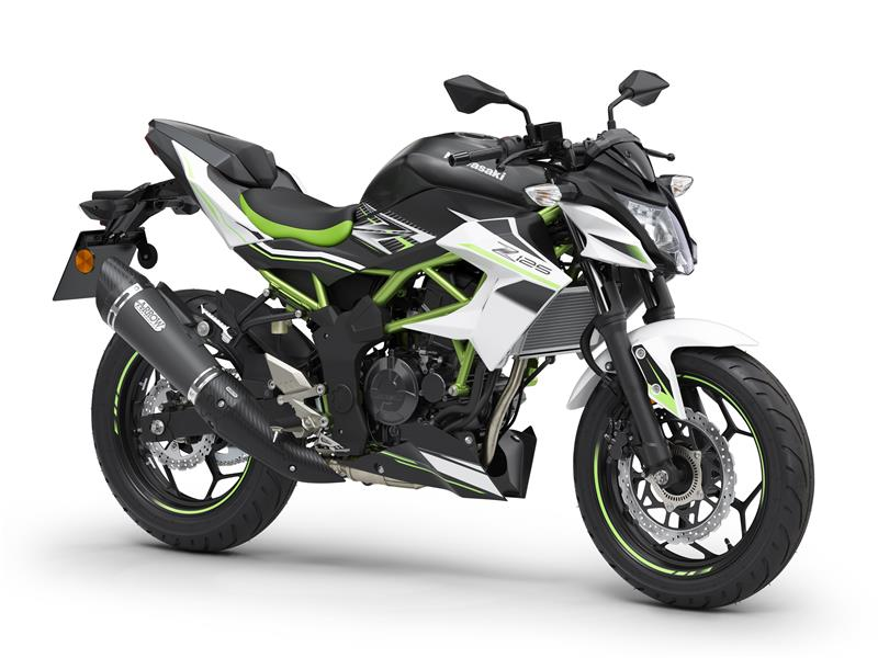 Performance edition upgrade all colours Z125 BR125LMFAN