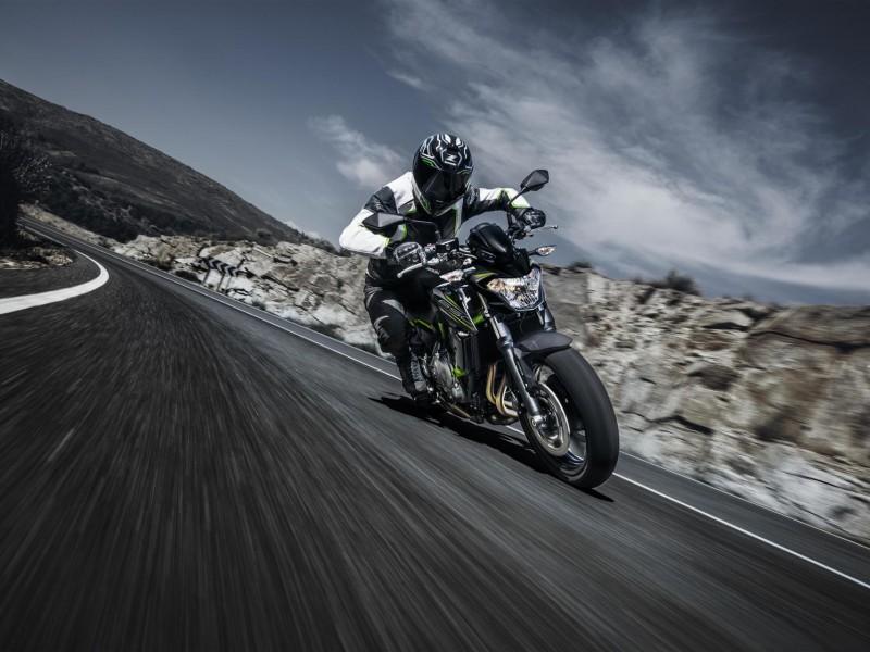 Kawasaki Z650 pre reg 19 2019