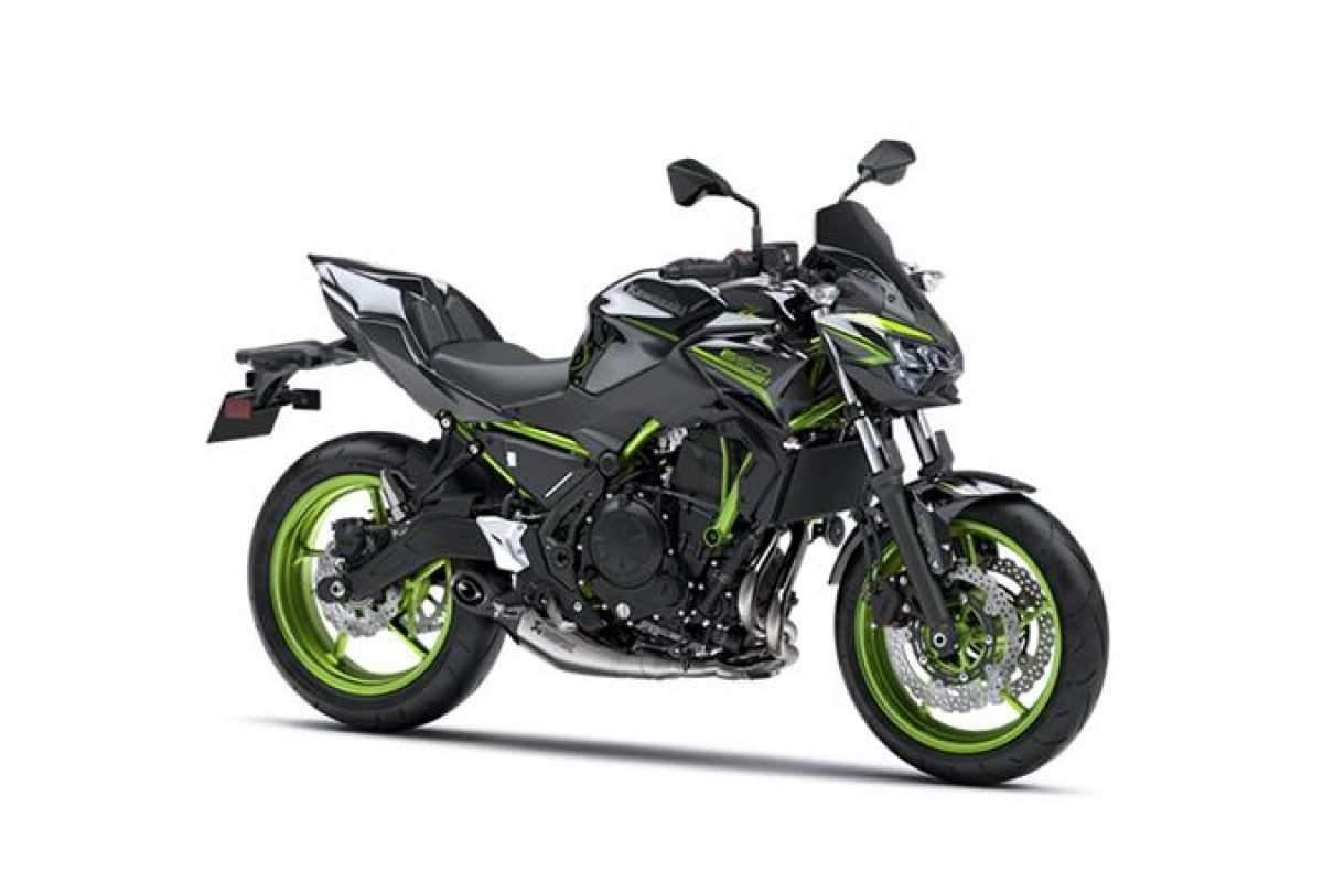 performance edition Z650 ER650KMFAN BK4
