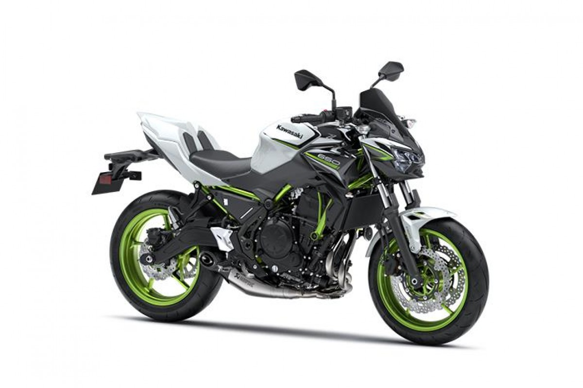 performance edition Z650 ER650KMFAN WT1