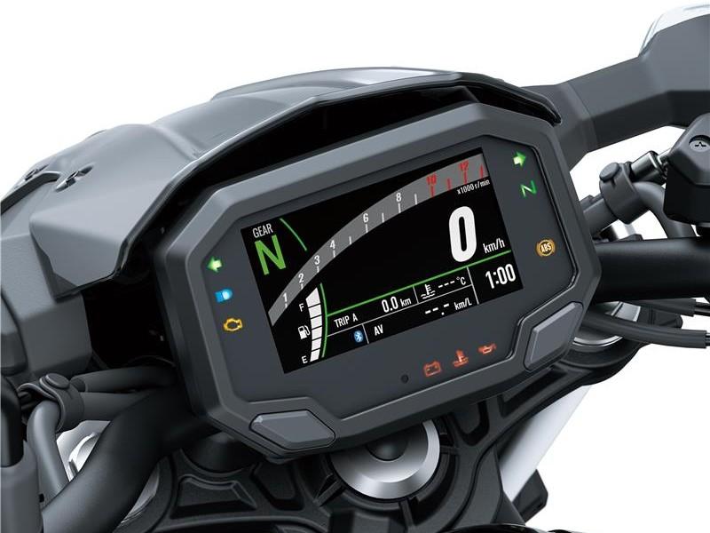 Kawasaki Z650 ER650KMFNN BK1 2021