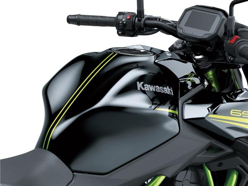 Kawasaki Z650 2022