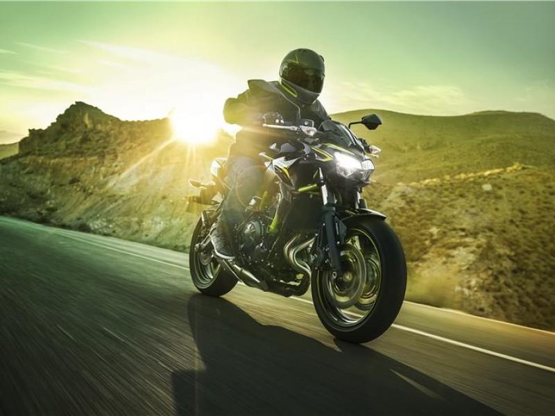 Kawasaki Z650 URBAN 2022