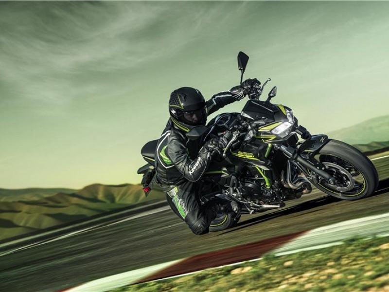 Kawasaki Z650 PERFORMANCE 2022