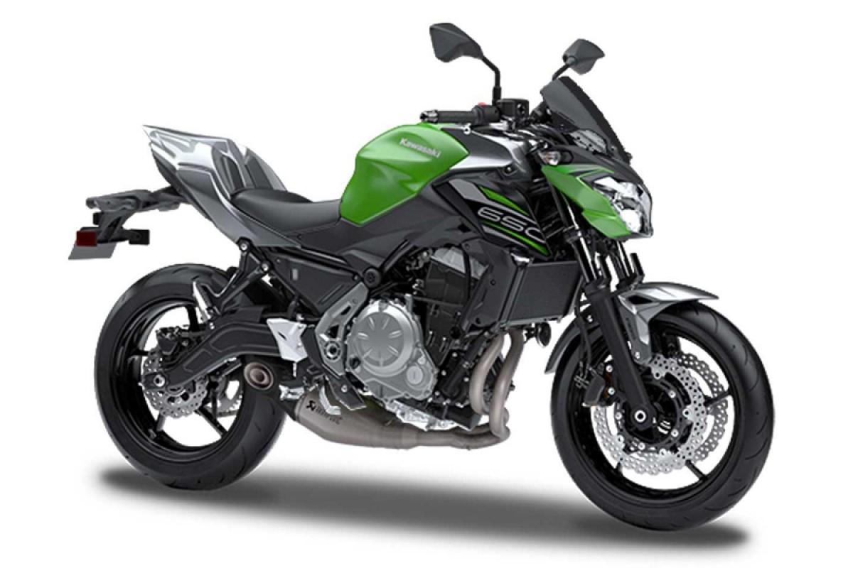 Kawasaki Z650 Performance