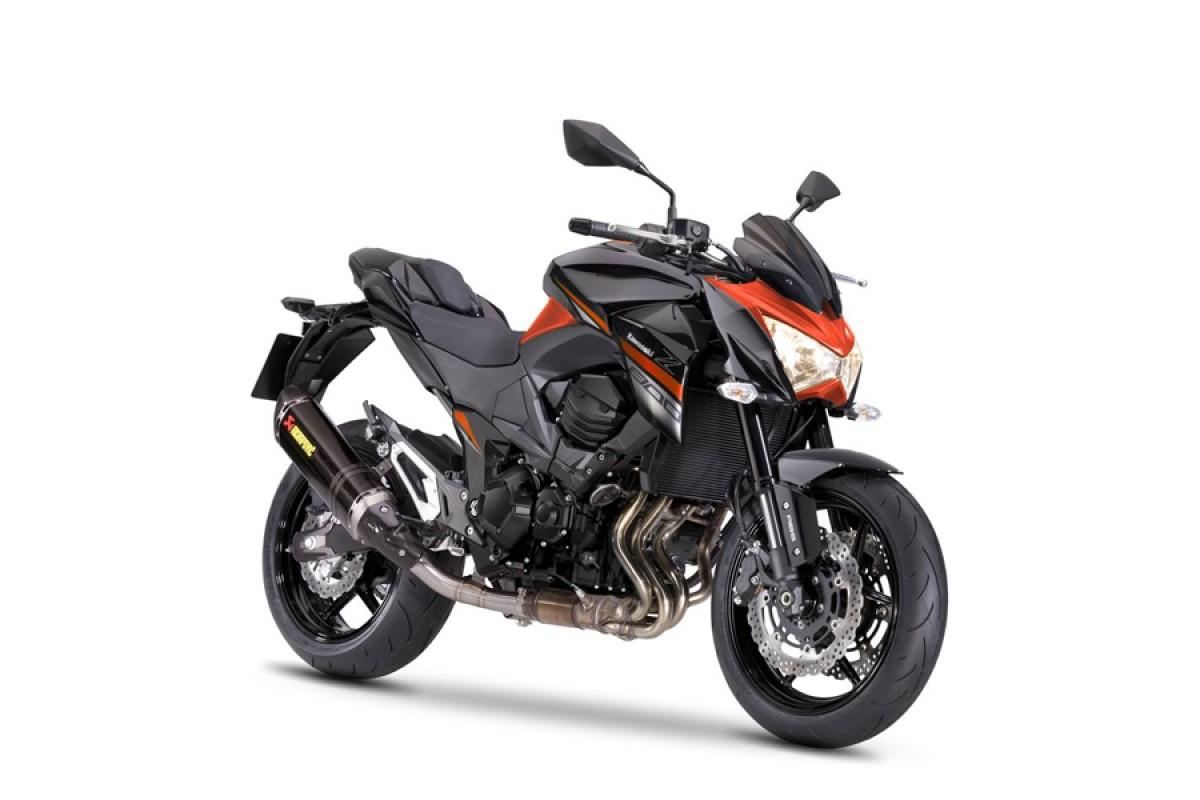 Kawasaki Z800 E Performance