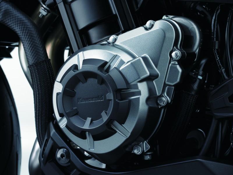 Kawasaki Z900E A2 2019