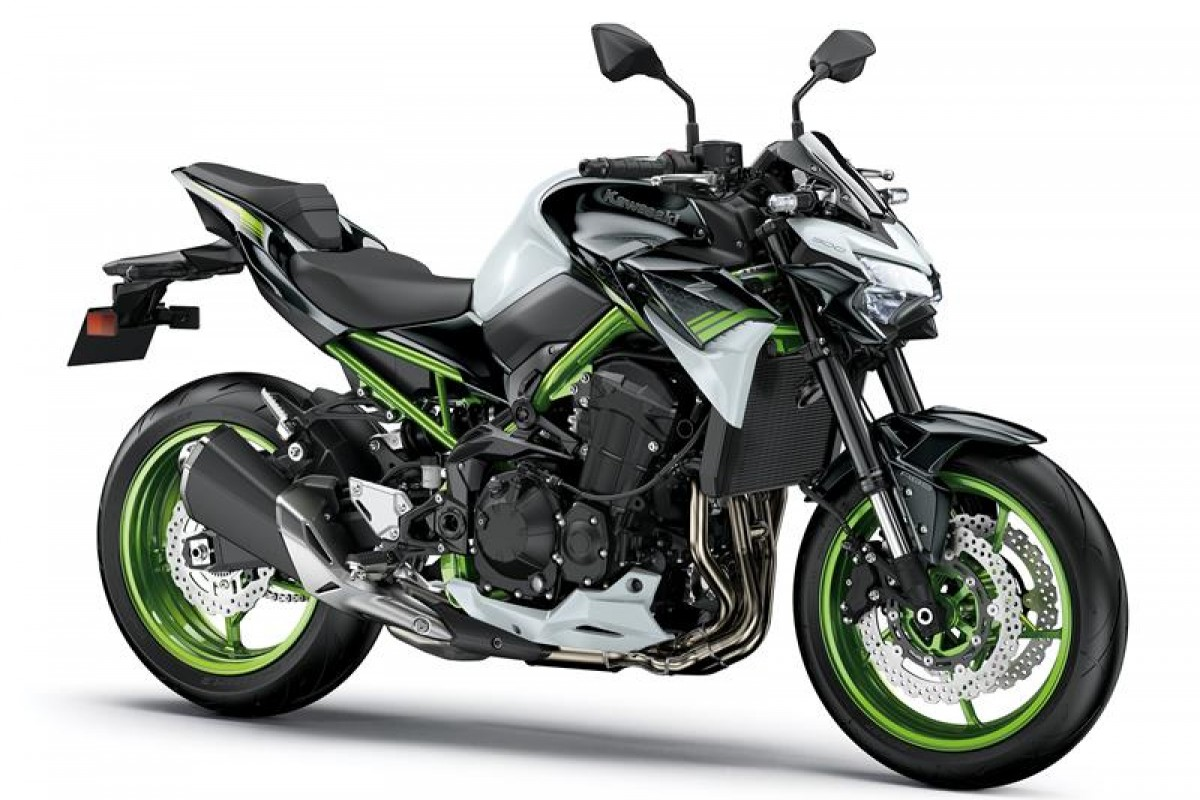 Kawasaki Z900 ZR900FMFNN WT1