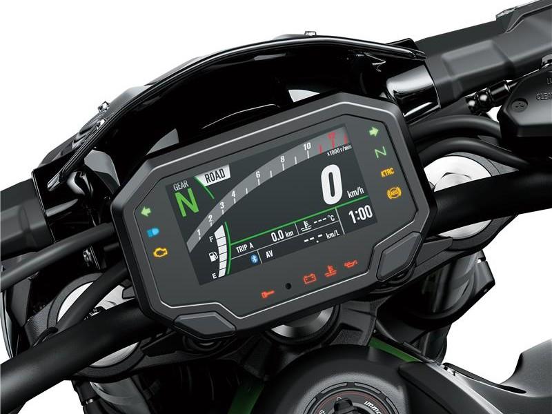 Kawasaki Z900 performance 2022