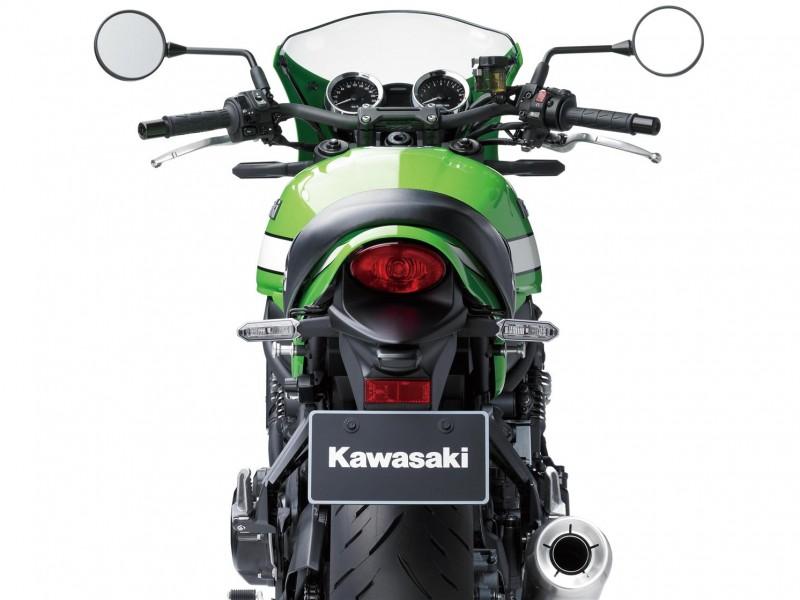 Kawasaki Z900 RS Cafe 2018